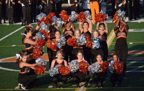 Battle of the Sports- Poms Edition
