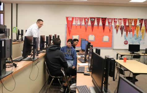 College Career Center opens doors to student futures