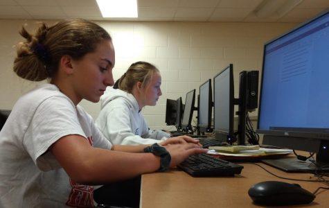 Writing center promotes student skills