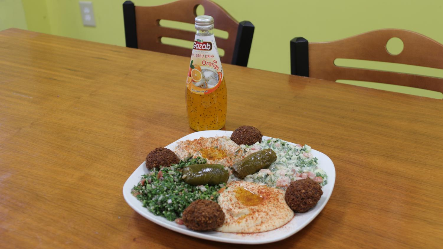 Tasty dishes await at the Pita Zone in Bolingbrook. The menu has meat and vegetarian options.