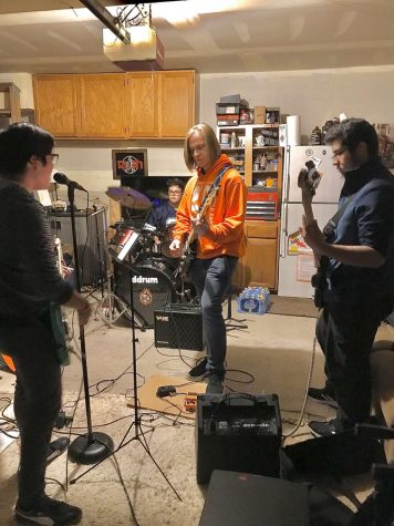 Garage band gets out into world