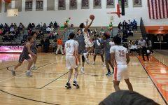 Boys basketball shoot for success