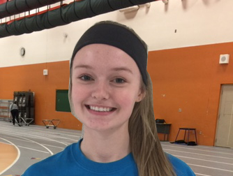 Girls Track Spotlight- Sydney Anderson