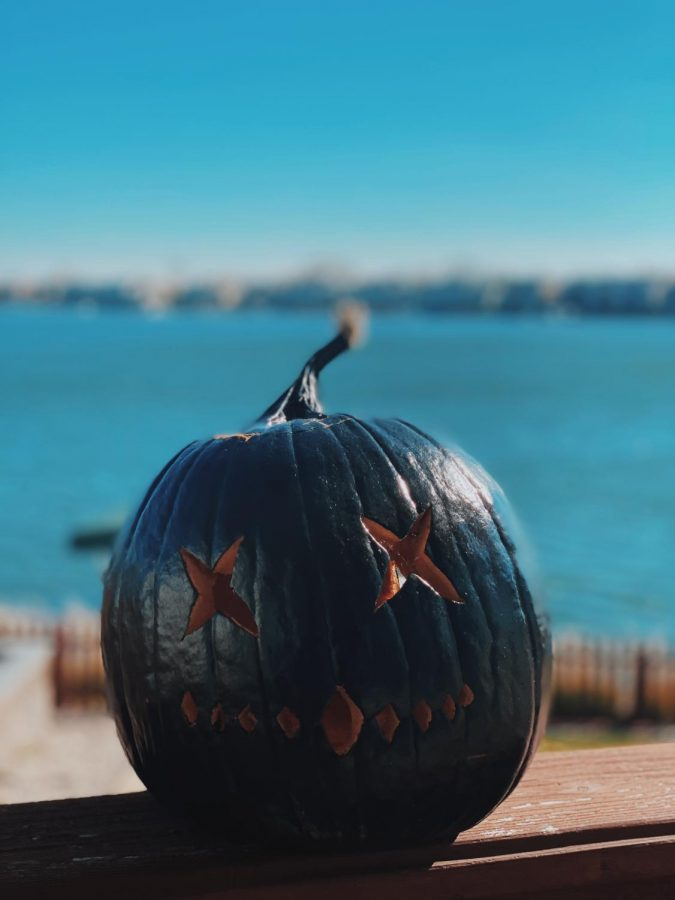 Pumpkin carving is a never missed tradition for many during the month of October. It may prove an easy way to have fun while connecting and forming great memories with friends and family. - Kaely Espinoza
