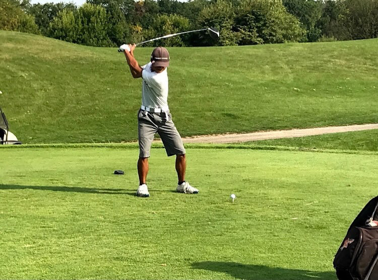 Spotlight shines on golfer Brent Cudal