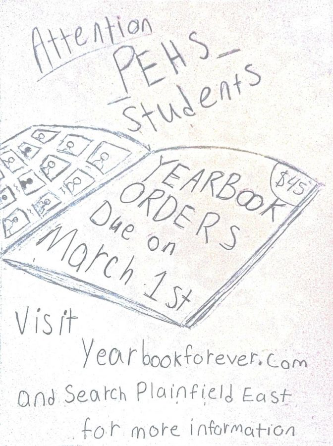 Yearbook advertisement